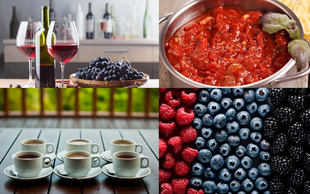natural-staining-from-dark-foods-and-drinks-Li-Family-Dental