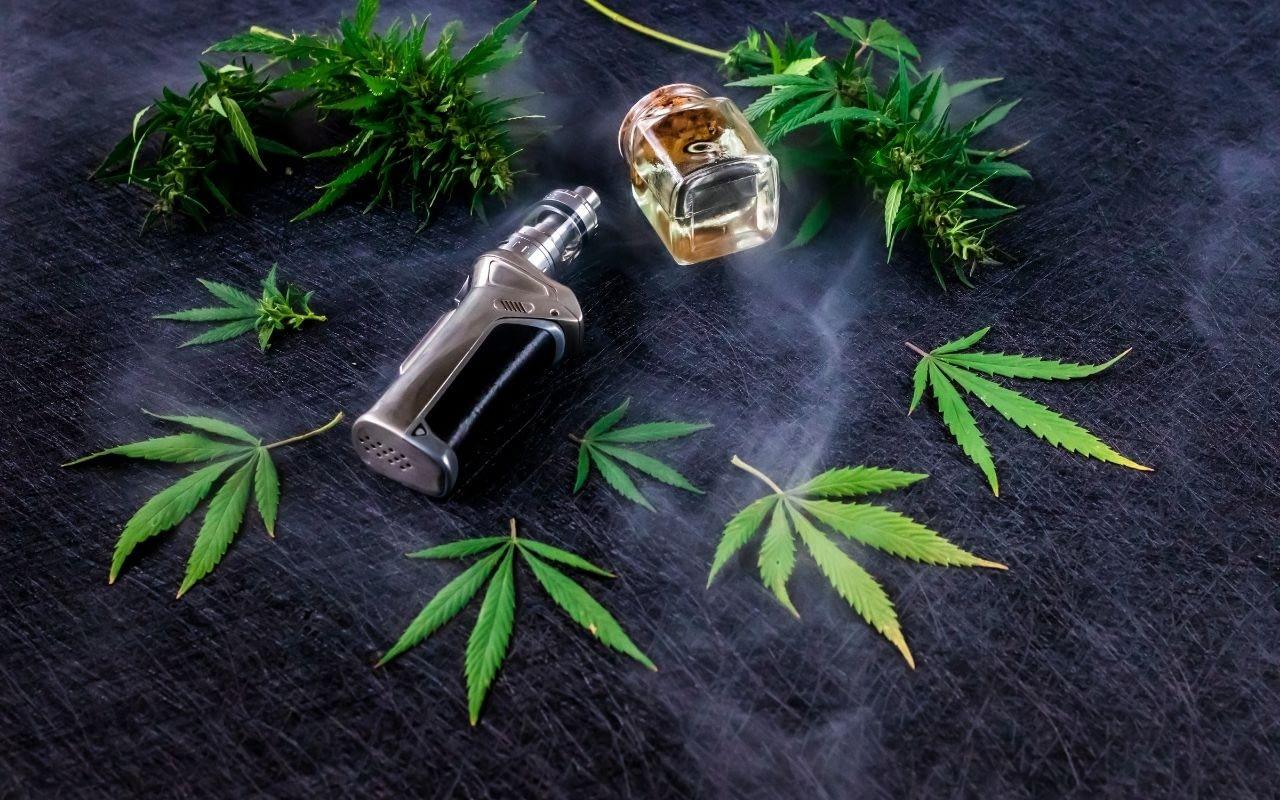 vaping-marijuana