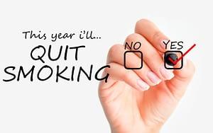 quit-smoking-6-easy-oral-health-goals-for-2021-Li-Family-Dental
